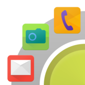 App Icon: CircleLauncher light