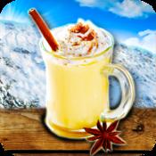 App Icon: Winter-Rezepte: Glühwein & Co.