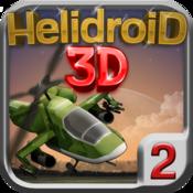 App Icon: Helidroid 2 : RC Hubschrauber