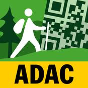 App Icon: ADAC Wandern Tourscanner
