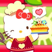 App Icon: Hello Kitty's Pie Laden