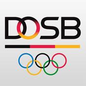 App Icon: Deutsche Olympiamannschaft