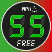 App Icon: Tacho. GPS Black Box Tracker. Speedometer mit HUD. 1.7