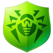 App Icon: Dr.Web Security Space