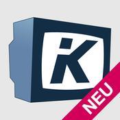 App Icon: KLACK TV Programm – Das schnellste Fernsehprogramm für Serien, Filme, Movies, Dokus und TV 1.19