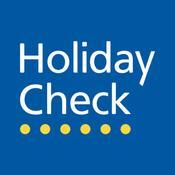 App Icon: HolidayCheck - Hotels, Pauschalreisen und Urlaub buchen 2.7