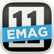 App Icon: 11FREUNDE Magazin - Die App für Fußballkultur 15.7.26