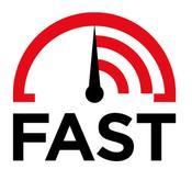 App Icon: FAST Speed Test 1.0