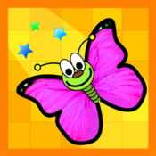 App Icon: Butterfly Math