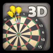 App Icon: Darts 3D