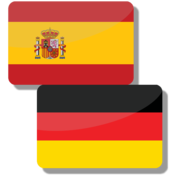 App Icon: Spanisch - Deutsch Wörterbuch