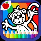 App Icon: Malbuch für Kinder