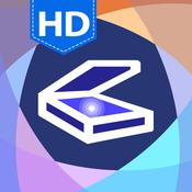 App Icon: Faster Scan HD - Scanner to Scan PDF, Print, Fax, Email, and Upload to Cloud Storages 7.4