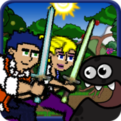 App Icon: The HinterLands: Mining Game
