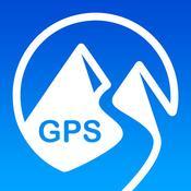 App Icon: Maps 3D PRO - GPS Tracks für Fahrrad, Wandern, Ski & Outdoor 4.1.2