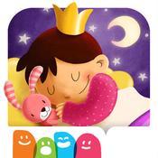 App Icon: Ins Bett! Für Jungen und Mädchen – ein interaktives Gute-Nacht-Bilderbuch. 2.6