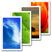 App Icon: Hintergründe HD (Backgrounds)