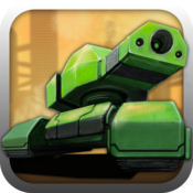 App Icon: Tank Hero: Laser Wars