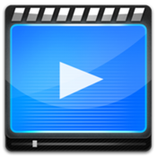 App Icon: Einfache MP4 Video Player