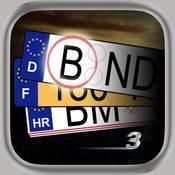 App Icon: Kfz-Kennzeichen (LicensePlate 3) 3.77