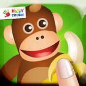 App Icon: Tiere füttern für Kinder (von Happy-Touch Kinderspiele) 2.2