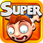 App Icon: Super Falling Fred