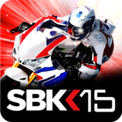 App Icon: SBK15 Official Mobile Game