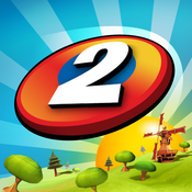 App Icon: Frisbee(R) Forever 2