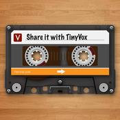 App Icon: TinyVox Pro • voice memos for the win! 7.0.1
