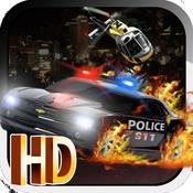 App Icon: PD Nitro HD - Best Top Free Police Chase Car Race Prison Escape Game 1.4