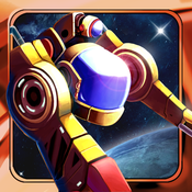 App Icon: Space Frontier
