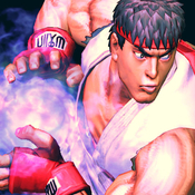 App Icon: STREET FIGHTER IV 1.00.12