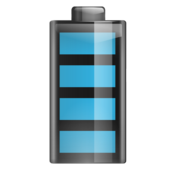 App Icon: BatteryBot Battery Indicator
