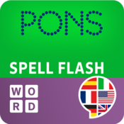 App Icon: PONS SpellFlash Sprachenspiel