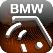 App Icon: BMW Connected