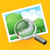 App Icon: PhotoMeta ~ Comprehensive photo metadata 5.0