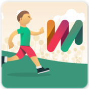 App Icon: WalkMate
