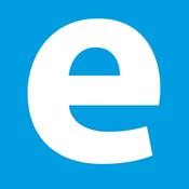 App Icon: ebookers: Flug/Hotel/Mietwagen