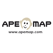 App Icon: ape@map - Wander Navigation