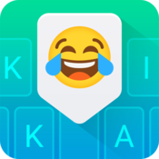 App Icon: Kika Keyboard - Emojis, GIFs