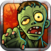 App Icon: Kill Zombies Now-Zombie-Spiele