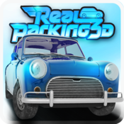 App Icon: RealParking3D Parking Games