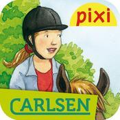 """App Icon: Pixi Buch """"Unterwegs mit den Ponys"""" für iPhone 1.2"""