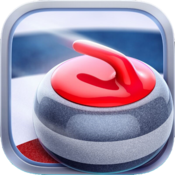 App Icon: Curling 3D