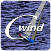 App Icon: cWind Sailing Simulator