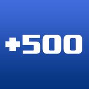App Icon: Plus500 9.0