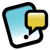 App Icon: Tablet Talk