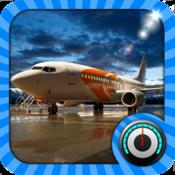 App Icon: Flight Simulator B737-400 Free