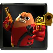 App Icon: Killer Bean Unleashed