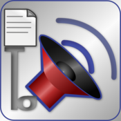 App Icon: Pdf to Speech Pro